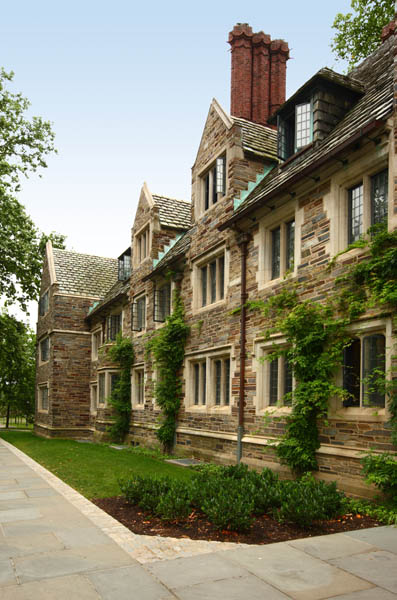 Full picture of 3 building renovation project Holder, Hamilton, and Madison Hall at Princeton University